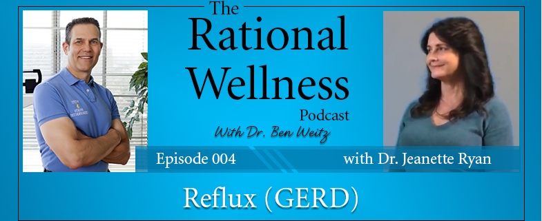 Reflux with Dr. Jeanette Ryan