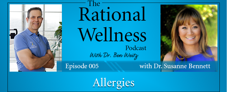 Allergies with Dr. Susanne Bennett
