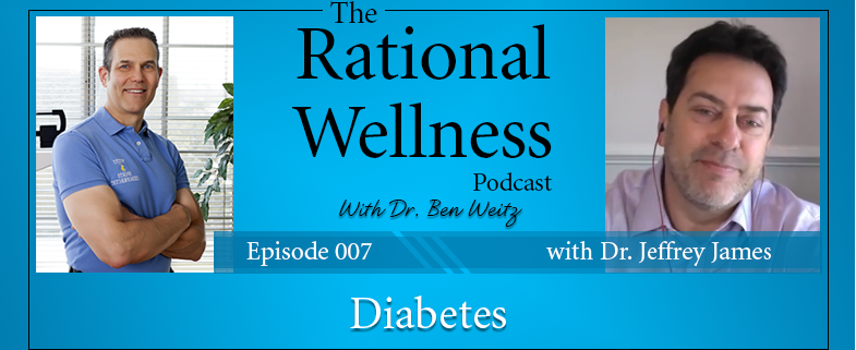 Diabetes with Dr. James