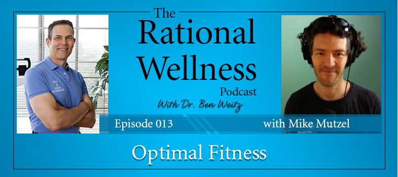 Optimal Fitness with Mike Mutzel