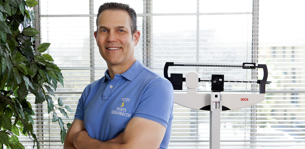 Dr. Ben Weitz, DC, CCSP, CSCS