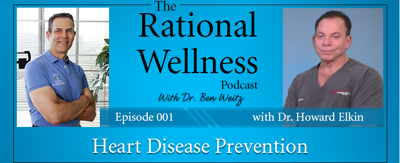 Heart Disease Prevention with Dr. Elkin