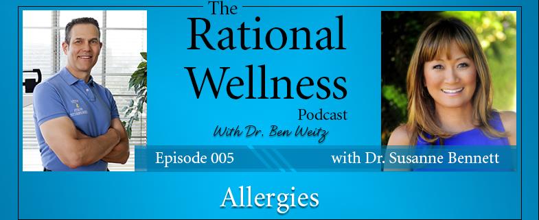 Allergies with Dr. Susanne Bennett