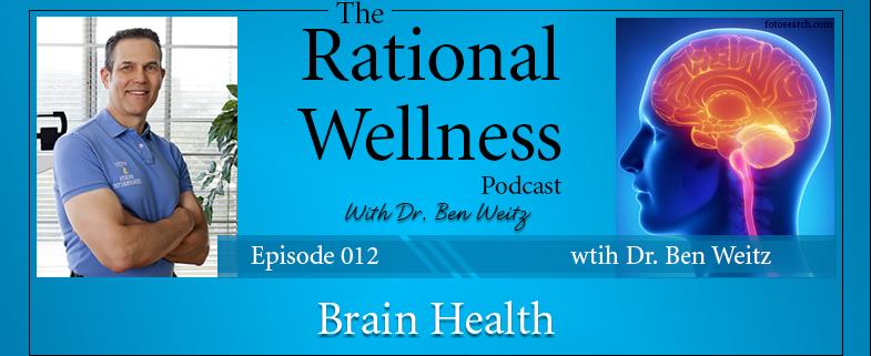 Brain Health with Dr. Weitz