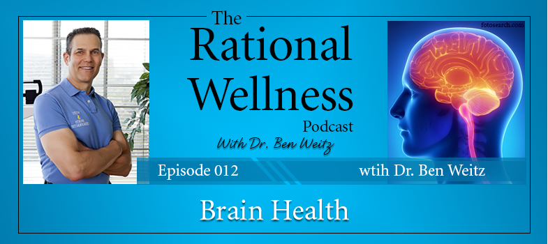 Brain Health with Dr. Weitz