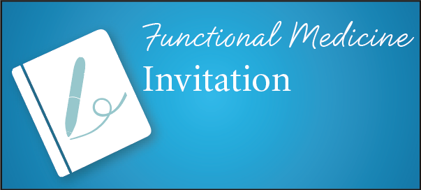 Functional Medicine Invitation